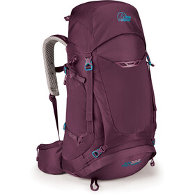 Lowe Alpine AirZone Trek+ Backpack ND33:40 Women, berry